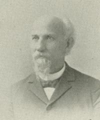 Photo of Rep. George Hulick [R-OH6, 1895-1897]