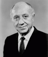 Photo of Sen. Jacob Javits [R-NY, 1957-1980]