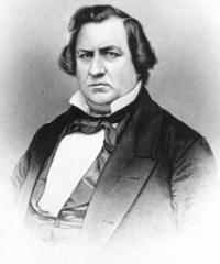 Photo of Sen. Herschel Johnson [D-GA, 1848-1849]