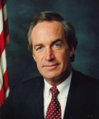 Photo of Sen. Dirk Kempthorne [R-ID, 1993-1998]