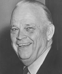 Photo of Sen. Robert Kerr [D-OK, 1949-1963]