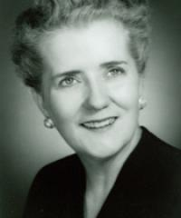 Photo of Rep. Coya Knutson [D-MN9, 1955-1958]