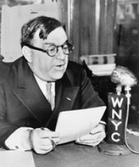 Photo of Rep. Fiorello La Guardia [R-NY20, 1931-1933]