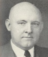 Photo of Rep. Henderson Lanham [D-GA7, 1947-1958]