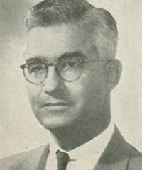 Photo of Rep. Richard Lankford [D-MD5, 1955-1964]