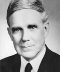 Photo of Sen. Edward Leahy [D-RI, 1949-1950]