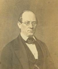 Photo of Rep. John Letcher [D-VA9, 1857-1859]