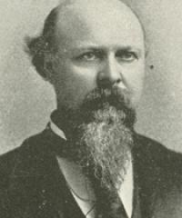 Photo of Rep. James Lockhart [D-NC6, 1895-1897]