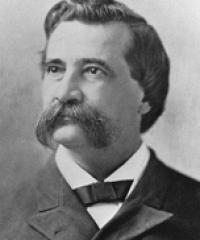 Photo of Sen. John Logan [R-IL, 1885-1887]