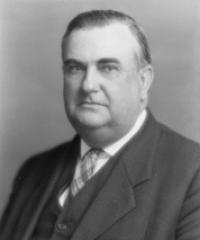 Photo of Sen. Marvel Logan [D-KY, 1931-1939]