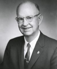 Photo of Sen. Oren Long [D-HI, 1959-1962]