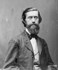 Photo of Rep. Dwight Loomis [R-CT1, 1861-1863]