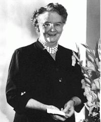 Photo of Rep. Georgia Lusk [D-NM0, 1947-1948]