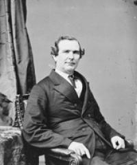Photo of Rep. Archibald MacIntyre [D-GA1, 1871-1873]