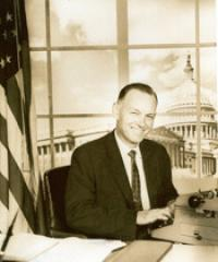Photo of Rep. Donald Magnuson [D-WA7, 1953-1962]