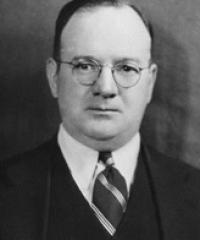 Photo of Sen. Francis Maloney [D-CT, 1935-1945]