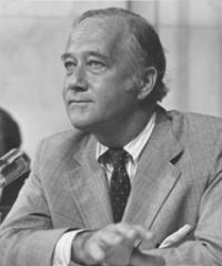 Photo of Sen. Charles Mathias [R-MD, 1969-1986]