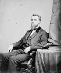 Photo of Rep. Stephen Mayham [D-NY15, 1877-1879]
