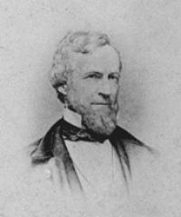 Photo of Sen. James McDougall [D-CA, 1861-1867]