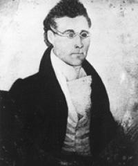 Photo of Sen. Samuel McRoberts [D-IL, 1841-1843]