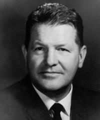 Photo of Sen. Edwin Mechem [R-NM, 1962-1964]
