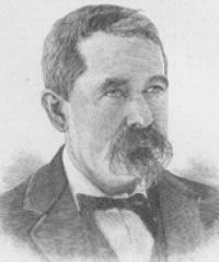 Photo of Rep. Warren Miller [R-WV4, 1895-1899]