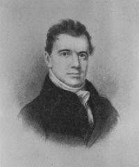 Photo of Sen. Elijah Mills [A-MA, 1820-1827]