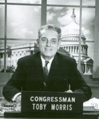 Photo of Rep. Toby Morris [D-OK6, 1957-1960]