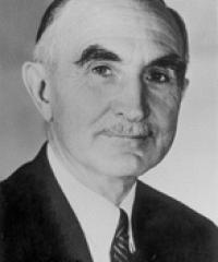 Photo of Sen. Wayne Morse [D-OR, 1945-1968]