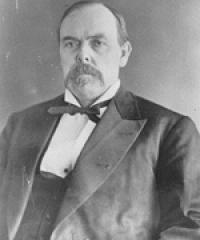 Photo of Sen. Oliver Morton [R-IN, 1873-1877]