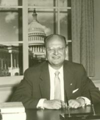 Photo of Rep. Abraham Multer [D-NY13, 1953-1968]