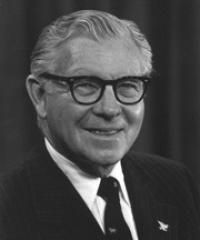 Photo of Sen. George Murphy [R-CA, 1965-1970]