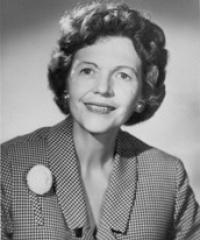 Photo of Sen. Maurine Neuberger [D-OR, 1960-1966]