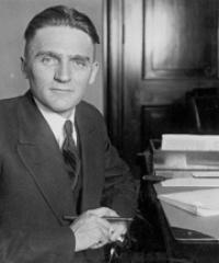 Photo of Sen. Gerald Nye [R-ND, 1927-1944]