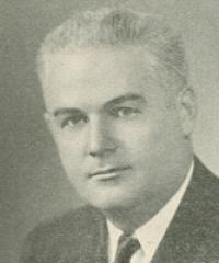 Photo of Rep. George O'Brien [D-MI13, 1949-1954]