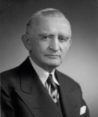 Photo of Sen. Joseph O'Mahoney [D-WY, 1954-1960]