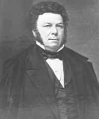 Photo of Sen. James Pearce [D-MD, 1861-1863]