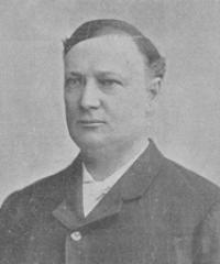 Photo of Sen. Bishop Perkins [R-KS, 1892-1893]