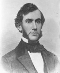 Photo of Sen. John Pettit [D-IN, 1853-1855]