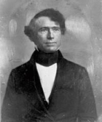 Photo of President Franklin Pierce [D, 1853-1857]