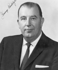 Photo of Sen. Jennings Randolph [D-WV, 1958-1984]