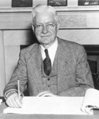 Photo of Sen. Alfred Reames [D-OR, 1938-1938]