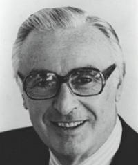 Photo of Sen. Abraham Ribicoff [D-CT, 1963-1980]
