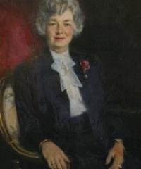 Photo of Rep. Edith Rogers [R-MA5, 1931-1960]
