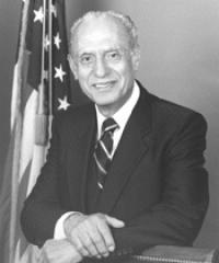 Photo of Rep. Edward Roybal [D-CA25, 1975-1992]