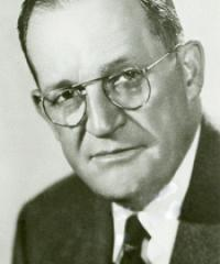Photo of Rep. Paul Shafer [R-MI3, 1937-1954]