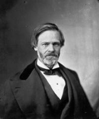 Photo of Sen. John Sherman [R-OH, 1893-1897]