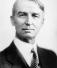 Photo of Sen. Hugh Shott [R-WV, 1942-1942]