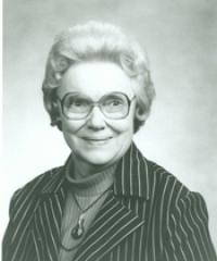 Photo of Rep. Virginia Smith [R-NE3, 1975-1990]