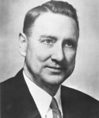 Photo of Sen. Willis Smith [D-NC, 1950-1953]